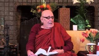 "2015 Day 5 Easter Retreat 2 ""Dependent Origination"" MN 38 - Bhante Vimalaramsi"