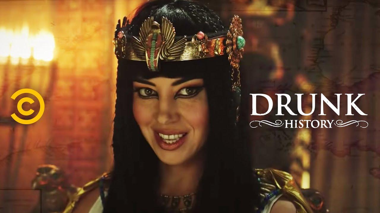 Cleopatra's Little Sister vs. The World (feat. Aubrey Plaza and David Wain) - Drunk History