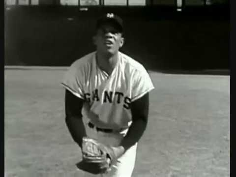 Say Hey! Willie Mays