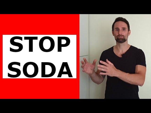 Réussir à ne plus boire de sodas.