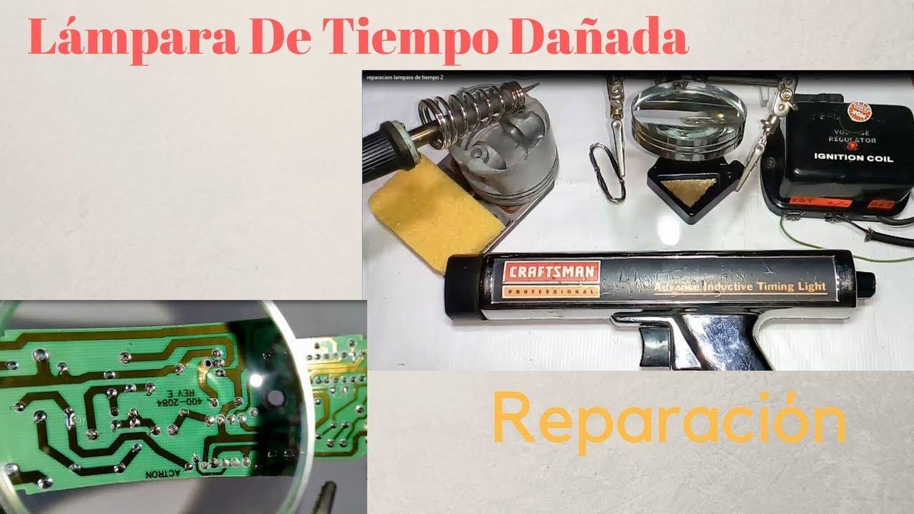 tiempo lampara lampara Reparación automotriz tiempo de de Reparación 35jRAq4L