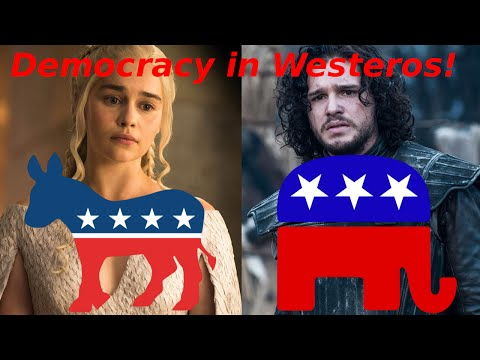Why Westeros Will Fall into Democracy - Game of Thrones Season 7 Theories / ASOIAF Predictions