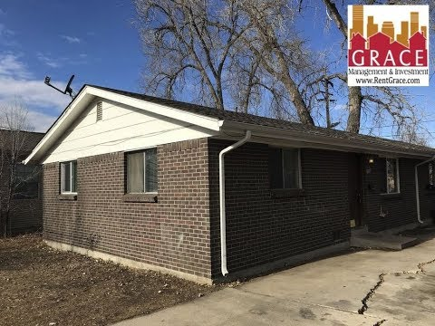 Denver Duplexes for Rent 2BR/1BA - 3766 W Kentucky Ave by Thornton Property Manager