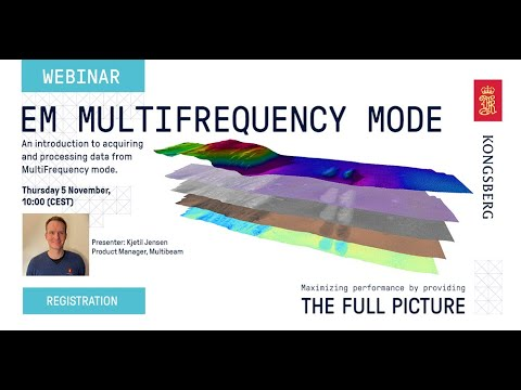 Webinar  - EM MultiFrequency