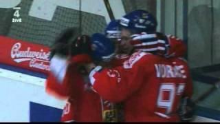 Czech Republic - Russia 6:3 - Czech hockey games