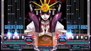 IIDX EMPRESS - 卑弥呼(A Vs 黑) Autoplay.