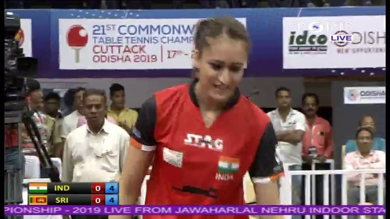 21st Commonwealth Table Tennis Championship 2019 Day 1 Part 1