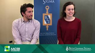 Beta Gamma Sigma - International Education Experience with Jeremy and Kelsie thumbnail