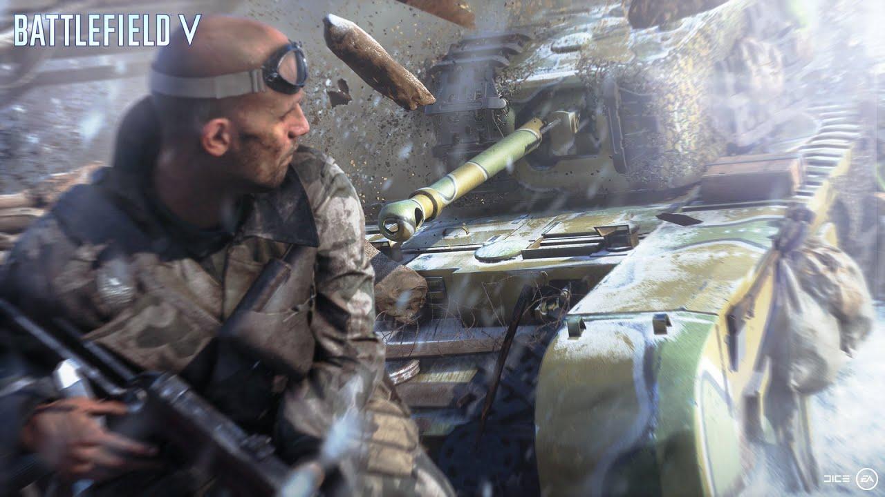 Battlefield 5: Offizieller Multiplayer-Trailer - Battlefield 5: Offizieller Multiplayer-Trailer