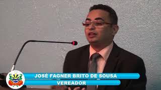 Vereador Faguinho pronunciamento 07 12 2017
