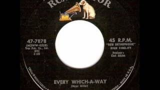 Watch Roger Miller Every Whichaway video