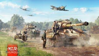 Пьяный танкист Артем Черный играет в War Thunder 18+