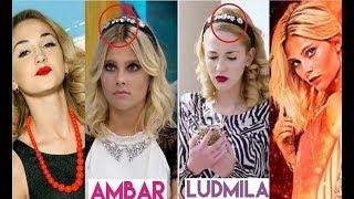Soy Luna vs Violetta : Ámbar vs Ludmila (MALDADES)