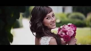 Красивая свадьба. Видео съемка свадьбы в Москве.