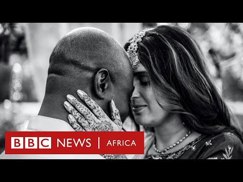 The real life 'Namaste Wahala' couples - BBC Africa - BBC News Africa