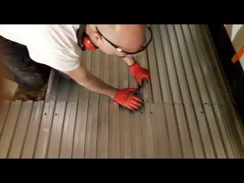Pose du plancher LEWIS® avec système Q DECK de CDM