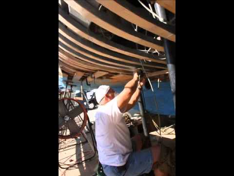 Restoring the 8th Presidential Yacht Honey Fitz
