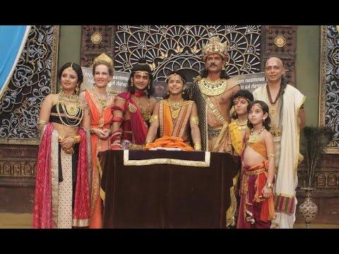 Image result for Ashoka Samrat completes 200 episodes celebration
