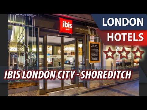 ibis London City - Shoreditch ⭐⭐⭐ | Review Hotel in London, Great Britain