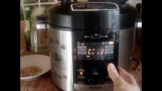 Сварить свёклу за 30 мин.в мультиварке(Cook the beets for 30 minutes in multivarka-pressure cooke)