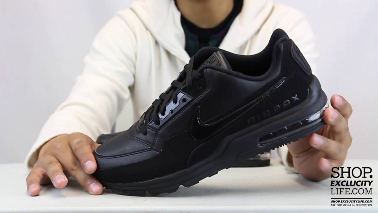 1d4dbf38c2 ... where to buy nike air max ltd triple black unboxing video at exclucity  634ce c6d2b