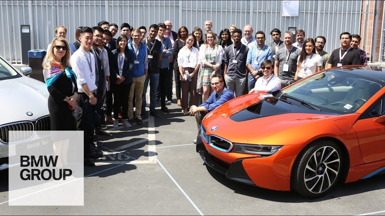 Bmw Garage Rotterdam : Students day at bmw group dialogues la youtube