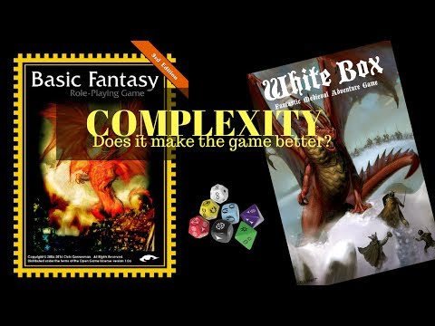 Complexity In RPGs? Does it Make the Game Better? | Chalice in Chains