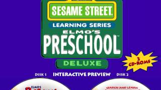 Sesame Street: Elmo's Preschool Deluxe (1997) - Playable Demo