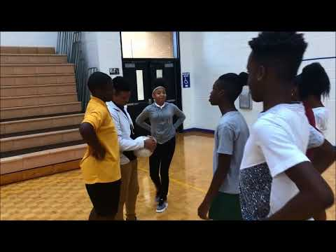 Lovejoy Middle School Atlanta Falcons Youth Foundation