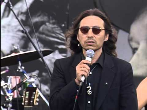 John Trudell -  All There is to It (Live at Farm Aid 1993)