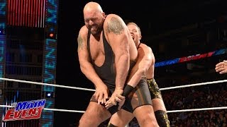 Big Show vs. Jack Swagger: WWE Main Event, April 15, 2014
