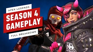 Apex Legends Season 4: Full Gameplay Update Analysis