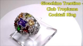 C5117 Multi Color Ring