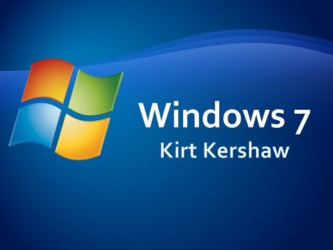 Windows 7: How To Move The Taskbar