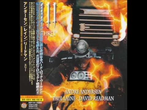 "Andersen Laine Readman - ""Another Me"" (Japan Bonus Track)"