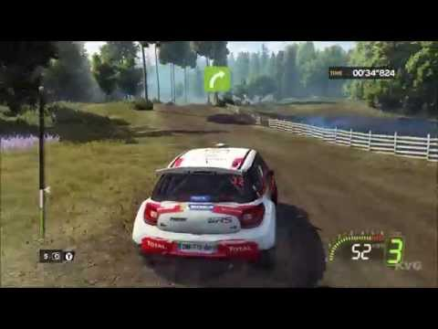 WRC 5 FIA World Rally Championship - Neste Oil Rally Finland - Gameplay Compilation [1080p60FPS]