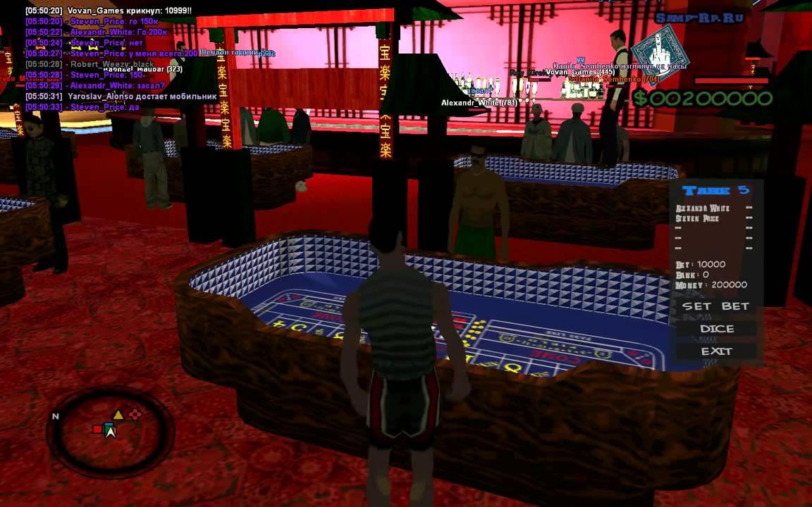 Кикер для самп казино игровые автоматы бизнес