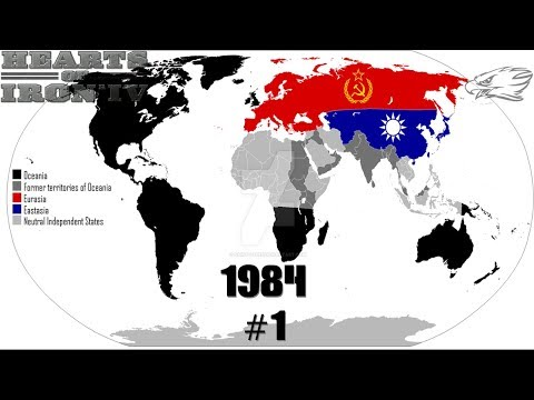 ~HOI IV ~ 1984 Mod ~ Part 1~Let's Play