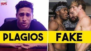 7 Youtubers Que FUERON PILLADOS Haciendo TRAMPA | Yao, KSI, Logan Paul