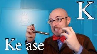 Filología de la A a la Z - Ke ase (las faltas ortográficas también son personas)