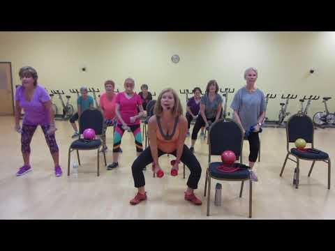 Senior Fitness by Tona