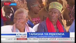 Tamasha za kuenzi tamaduni za Mijikenda