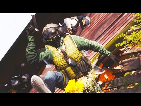 Rainbow Six Siege - Random Moments #101 (Fastest Rage Quit Of All Time!)