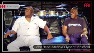 Episode 1: Clyde Stubblefield and John Jabo Starks, the Funkmasters Interview