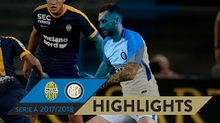 HELLAS VERONA-INTER 1-2 | HIGHLIGHTS | Matchday 11 - Serie A TIM 2017/18