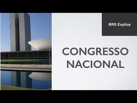 O que é Congresso, Senado e Camara dos Deputados?