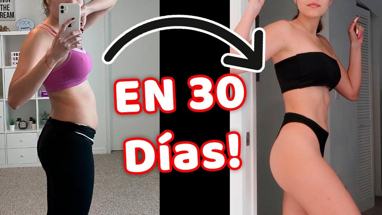 TRANSFORME MI CUERPO CON AYUNO INTERMITENTE EN 30 DÍAS 😱🔥 **5 kilos menos**