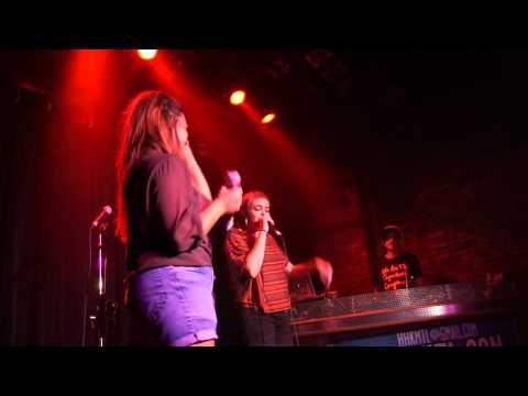 Laura & Koralie: Jean Grae - Going Crazy (HHK MTL: July 23, 2011)