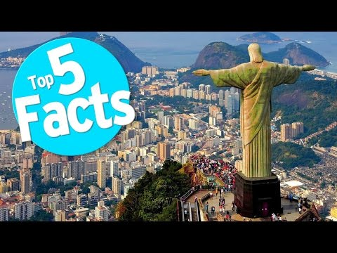Top 5 Interesting Facts About Brazil