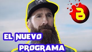 El Nuevo Programa De Aaron Kaufman Ex Integrante De Gas Monkey Garage Youtube